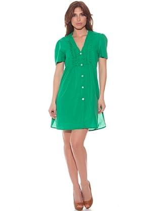 Ana Durán Vestido Playa Rosa (Verde)