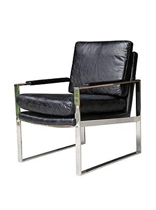 Mélange Home Milano Chair, Belon Black
