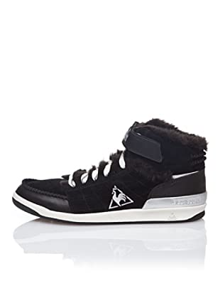 Le Coq Sportif Zapatillas Retro Sport Diamond Lammy (Negro)