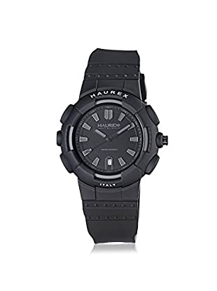 Haurex Men's 2P504UJN Tremor Black Rubber Watch