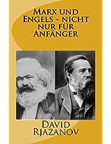 Marx und Engels - nicht nur für Anfänger (German Edition)