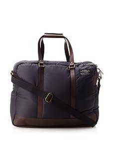 ECOALF Men's Porto 24 Hour Travel Bag (Black)