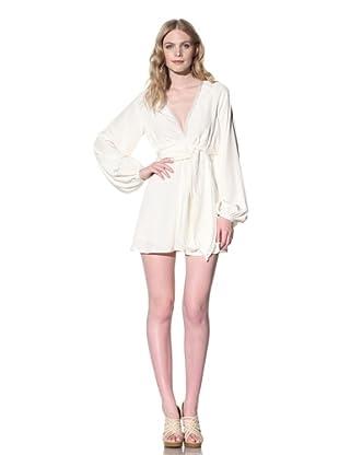 Sheri Bodell Women's Villa Minidress (Crème)