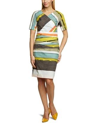 Cinque Vestido Magnesia del Sipilos (Multicolor)