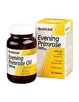 Health Aid Evening Primrose Oil 1000 mg With Vitamin E Capsules - 30 Nos.