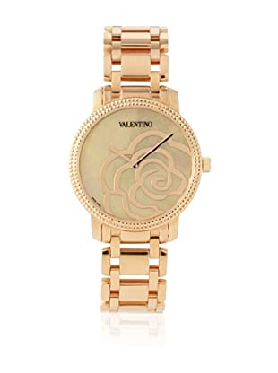 Valentino Women's V56SBQ5038S080 Rose Gold Plated Mother of Pearl Watch