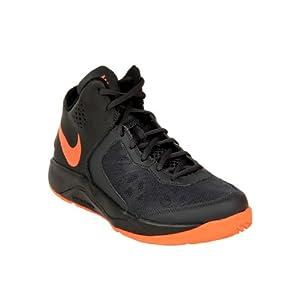Dual Fusion Bb Black Basketball Shoes