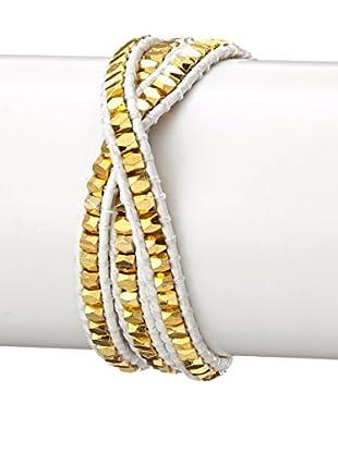 OK 1984 Manaco 3 Layers Wrap Bracelet