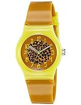 Zoop Analog Brown Dial Children's Watch - NDC4045PP03