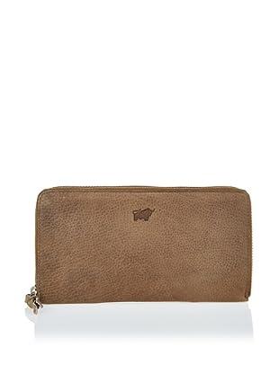 Braun Büffel Portemonnaie (Vintage Khaki)