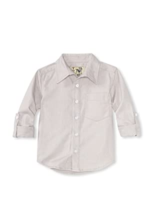 Tom and Drew Boy's Linen Shirt (Gramercy Grey)