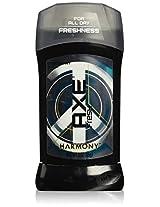 Axe Deodorant Stick, Harmony 3 oz (Pack of 6)