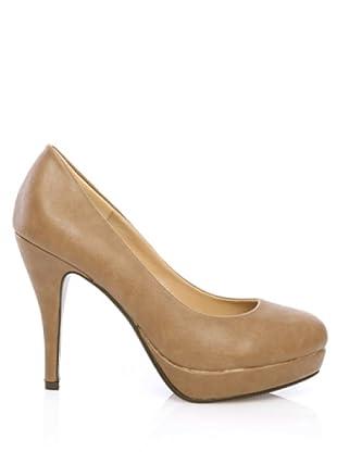 Benini Zapatos Salón (Taupe)