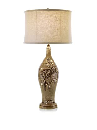 John-Richard Collection Mushroom Bottle Lamp
