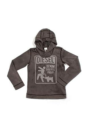 Diesel Junior Sudadera Torin (Antracita)