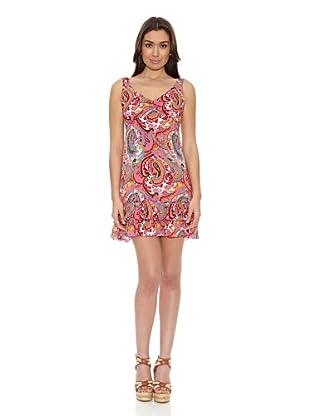 Sándalo Vestido Palma (Multicolor)