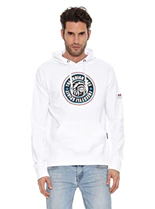 The Indian Face Sudadera Gilchrist (Blanco)