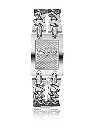 Guess Reloj de cuarzo Woman Plata 36 mm