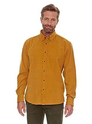 Cortefiel Camisa Pana (Mostaza)
