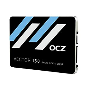 OCZ Storage Solutions Vector 150 Series 480GB SATA III 2.5-Inch 7mm Height Solid State Drive (SSD) With Acronis True Image HD Cloning Software- VTR150-25SAT3-480G