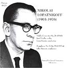 Music of Nikolai Lopatnikoff