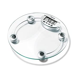 Detek 009 Digital LCD Electronic Weighing Scale