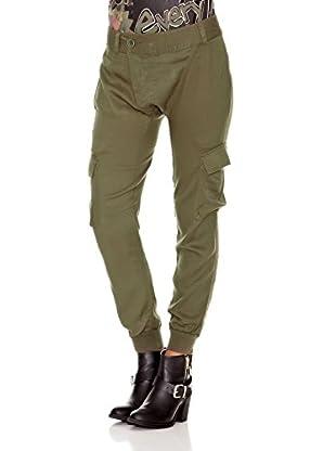 Desigual Pantalón Pedraza (Verde)