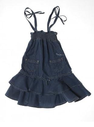 Pepe Jeans Kids Kleid New Sassy (Blau)