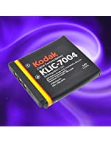 Genuine Kodak klic-7004 klic7004 Battery for v1253 v1273 m1033 m2008 zi8 zx3 s10