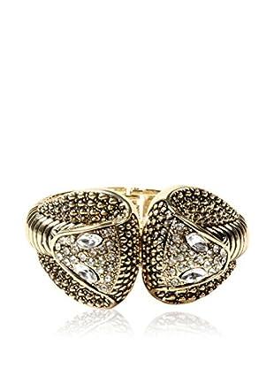 Amrita Singh Armreif Cobra Crystal Cuff