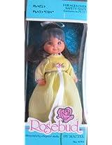 Vintage Mattel ROSEBUD Doll - BABY GOLD STAR ROSE (1976 Mattel Hawthorne)