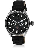 9478Qf01J Black Analog Watch