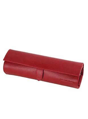 Platinium Pochette porta gioielli rosso