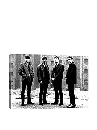 Retro Images The Beatles #3 Archive Gallery-Wrapped Canvas Print