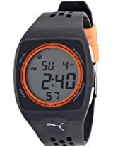 Puma Digital Grey Dial Unisex Watch - PU910991004