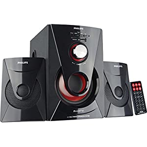 Philips MMS1515F/94 Speakers (Black)