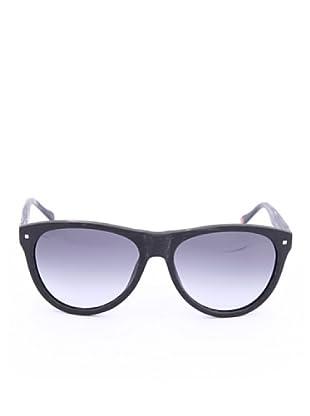 Boss Orange Sonnenbrille schwarz holz