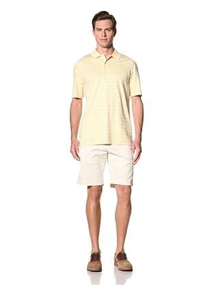 Bobby Jones Men's Liquid Cotton Polo (Yellow)
