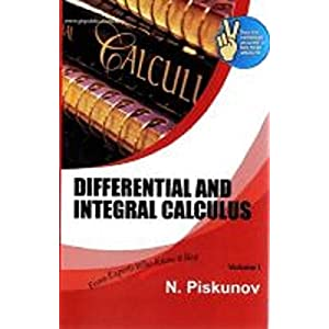 Differential and Integral Calculus - Vol. 1