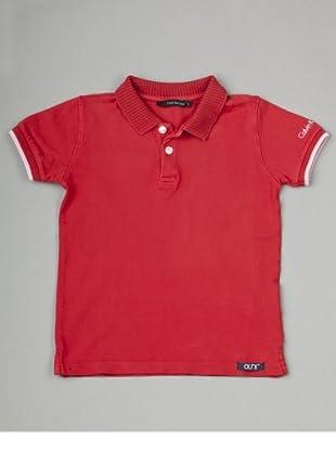 Calvin Klein Jeans Jungen Shirt/ Poloshirt CBP200 J4R35 (Rot)