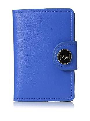 Mai Couture Papier Wallet, Royal Blue