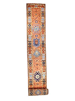 Bashian Rugs Hand-Knotted Pakistani Tribal Rug, Rust, 2' 9