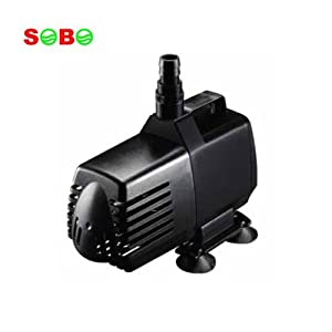 SOBO Submersible Water Pump for Aquariums and Ponds 4500L