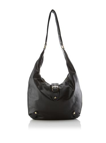 Gorjana Women's Lafayette Slouchy Hobo (Black)