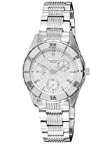 Giordano Analog White Dial Women's Watch - P246-22