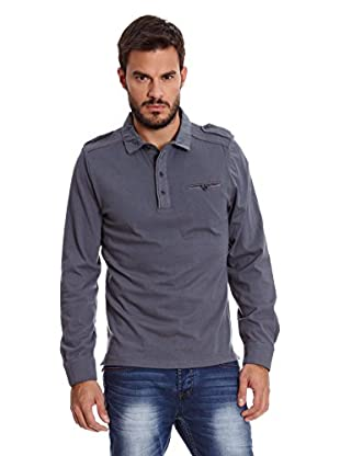 Paul Stragas Polo Virgil (Gris)