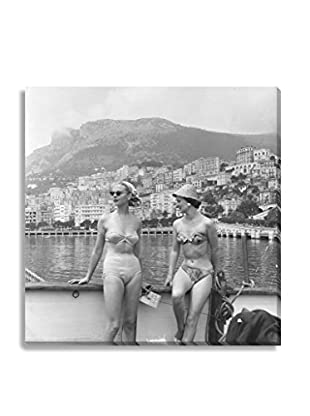 Photos.Com By Getty Images Chic Bikini By Bert Hardy/Picture Post On Canvas