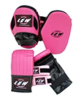 LEW Synthetic Leather Girls Focus Pad set