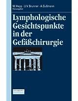 Lymphologische Gesichtspunkte in der Gefäßchirurgie (Berliner Gefäßchirurgische Reihe)