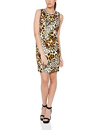 Tantra Abito Leopard Dress
